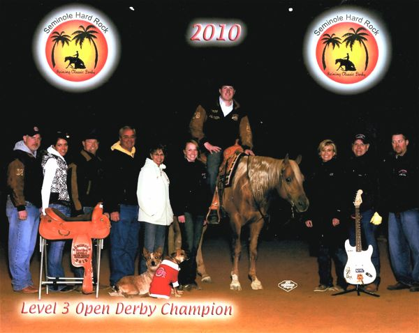 2010 Seminole Hard Rock Derby