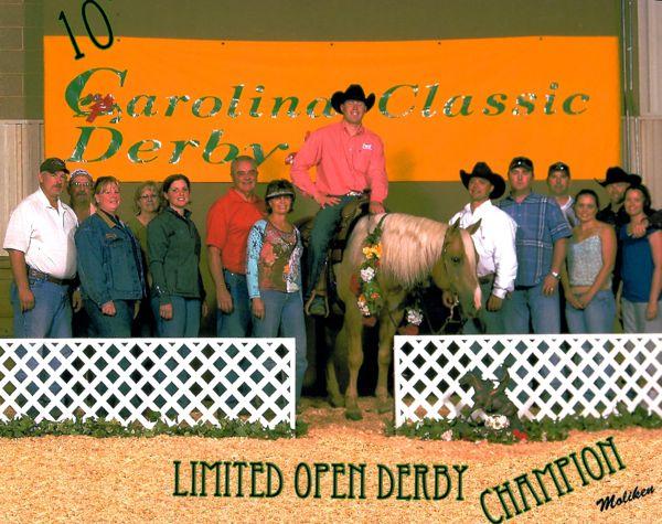 2010 Carolina Classic Derby